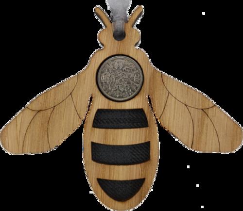 Bee Lucky Sixpence | LS55