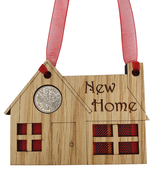 New Home Lucky Sixpence   LS70