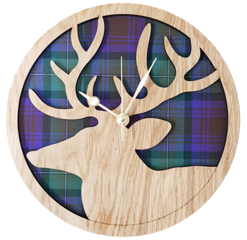 Stag Clock | LC16
