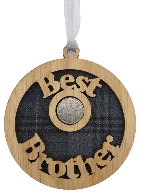 Best Brother Lucky Sixpence | LS77