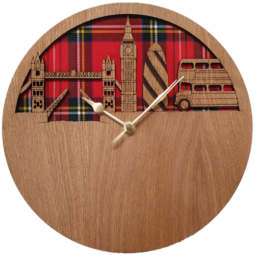 London Skyline Clock | LC22