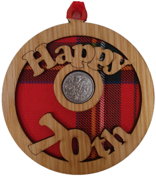 Happy 70th Lucky Sixpence | LS88