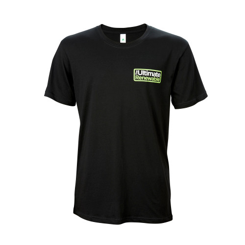 Co-brand with TUR Organic Cotton Tee