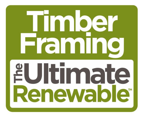 Sticker pack - Timber Framing The Ultimate Renewable