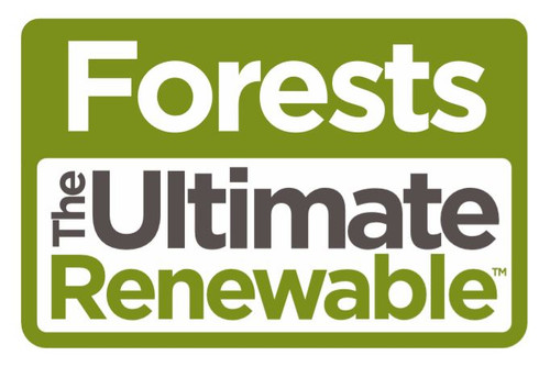 Sticker pack - Forests The Ultimate Renewable