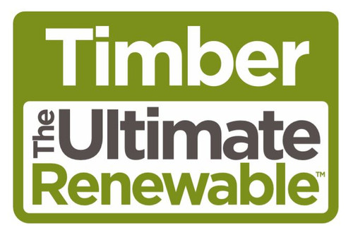 Sticker pack - Timber The Ultimate Renewable