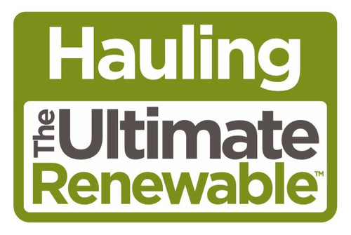 Sticker pack - Hauling The Ultimate Renewable