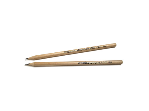 Wooden full length pencil