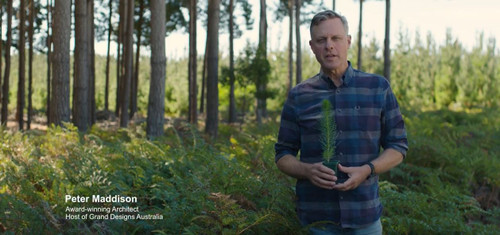 The Ultimate Renewable Softwood 15 second TVC