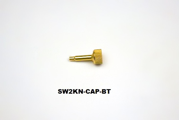 SW2 Bullet Nozzle with KNURLED Cap