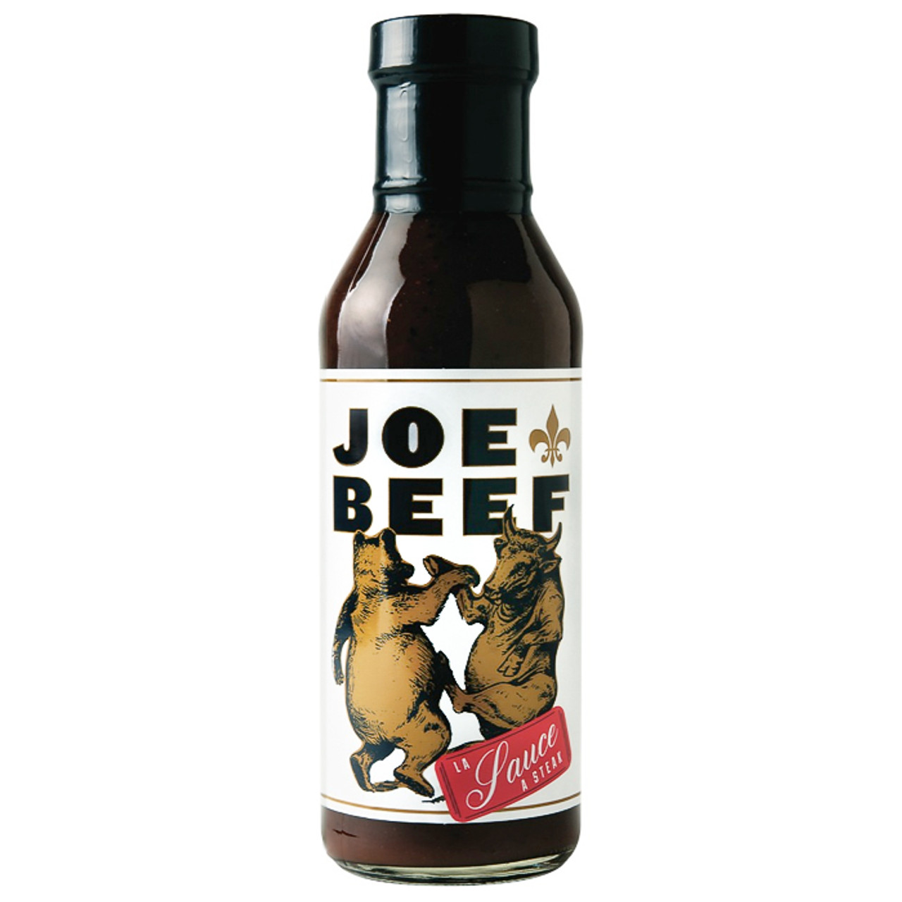 Joe Beef Steak Sauce 345ml The Gourmet Warehouse