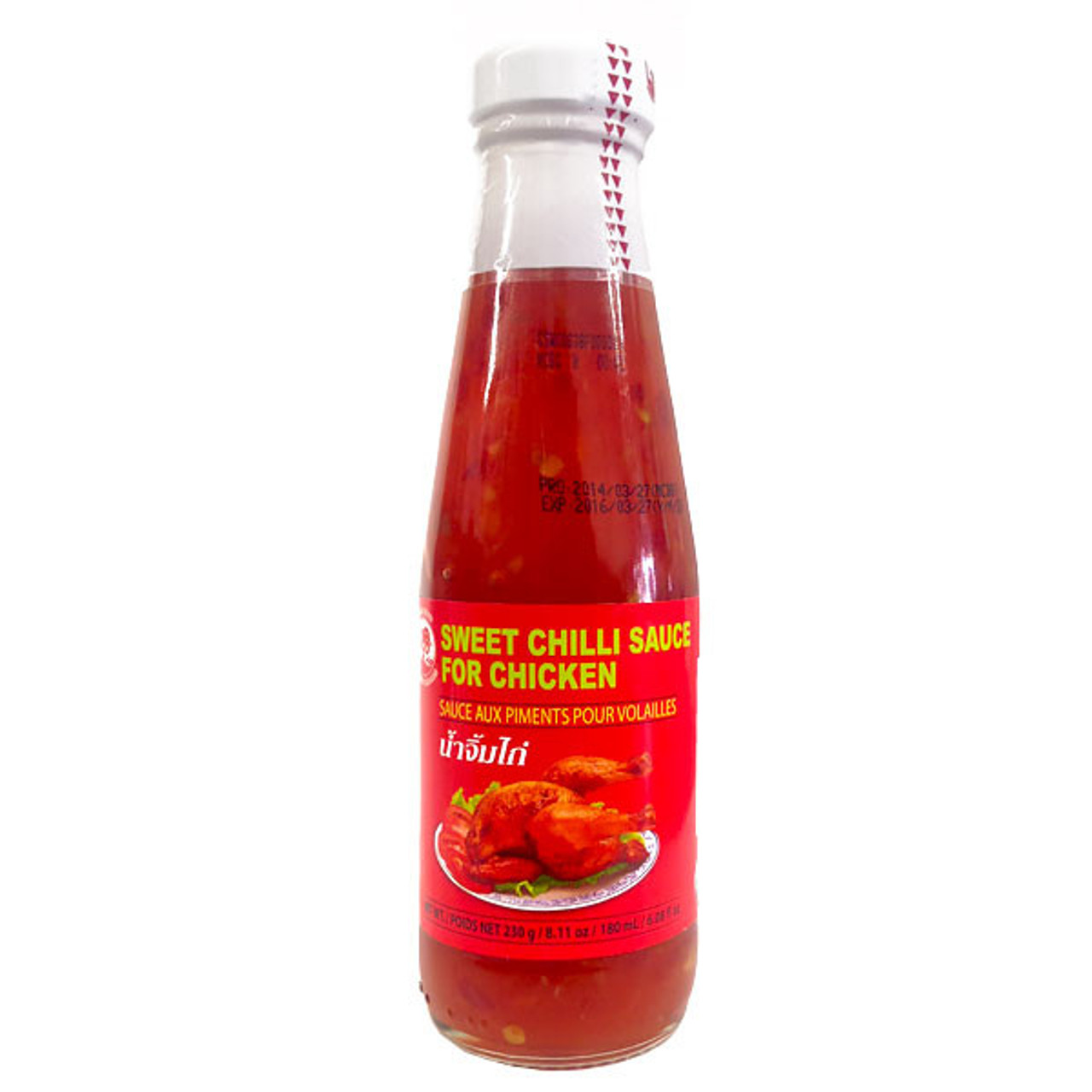 Sweet Chilli Sauce For Chicken 230g The Gourmet Warehouse