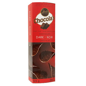 Crispy Thins Milk Chocolate Salted Caramel 125g The