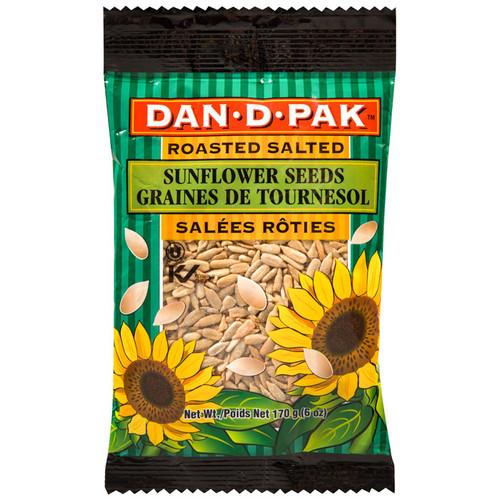 Sunflower Seeds - Roasted Salted, 170g