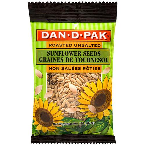 Sunflower Seeds - Roasted Unsalted, 170g