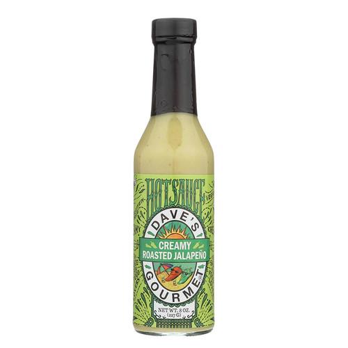 Creamy Roasted Jalapeño Hot Sauce, 227g