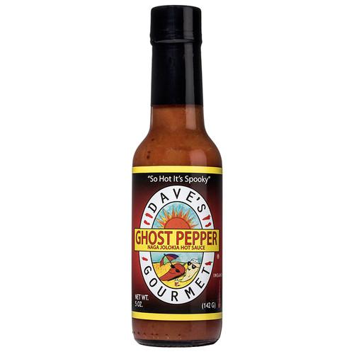 Ghost Pepper Jolokia Sauce, 142g