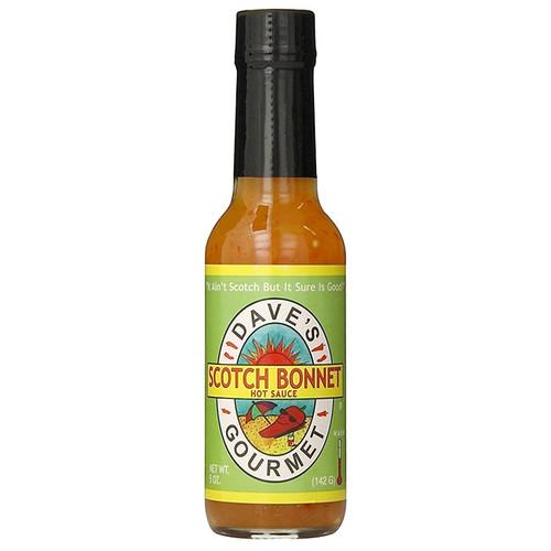Scotch Bonnet Hot Sauce, 142g