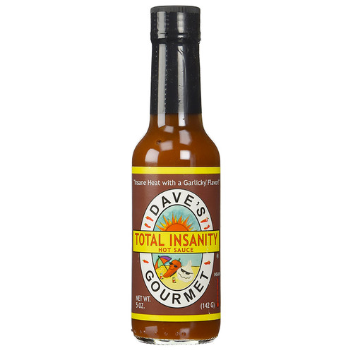 Total Insanity Hot Sauce, 142g