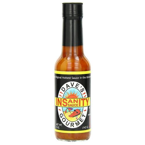 Insanity Hot Sauce, 142g