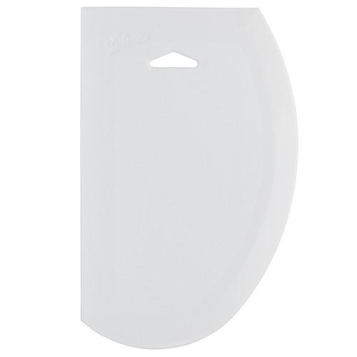 Bowl Scraper - Large, White