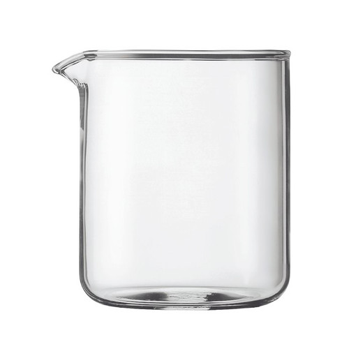 Spare Beaker - Glass French Press, 4 Cup