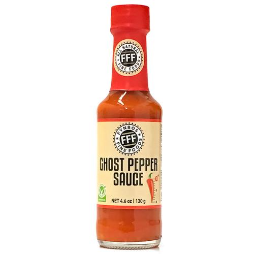 African Ghost Pepper Hot Sauce, 130g