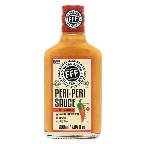 Peri Peri Hot Sauce, 200ml