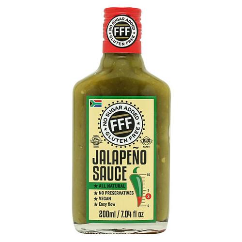 Jalapeno Hot Sauce, 200ml