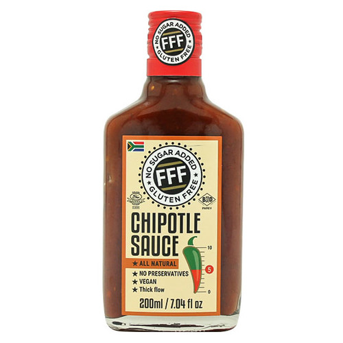 Chipotle Hot Sauce, 200ml