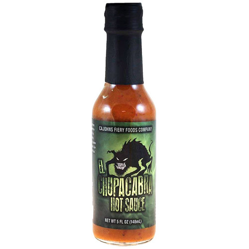 El Chupacabra Hot Sauce, 148ml