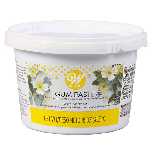 Gum Paste - Ready to Use, 453g