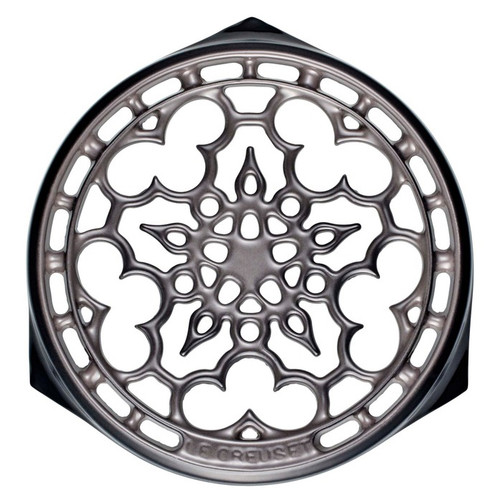 Oyster Deluxe Round Trivet