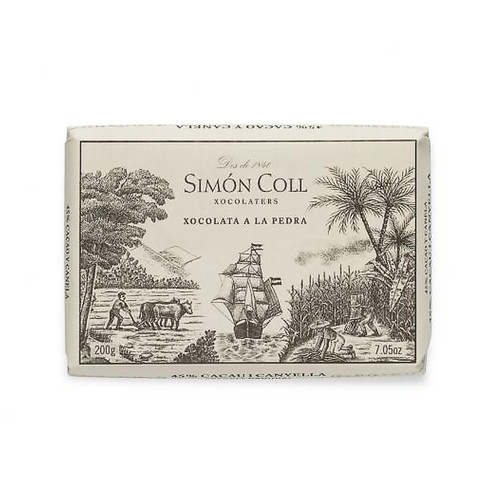 Chocolate For Drinking - 45% Cocoa with Cinnamon, 200g
