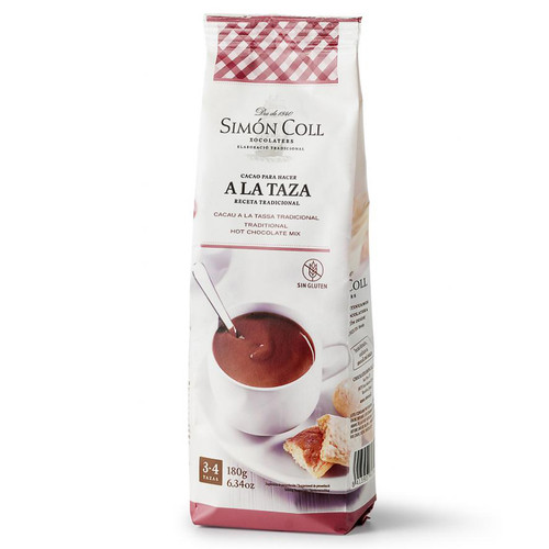 Traditional Hot Chocolate Mix, 180g