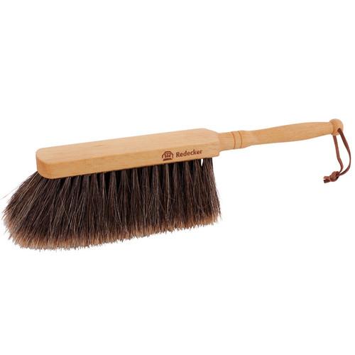 Horsehair Hand Brush - Beechwood, 30cm
