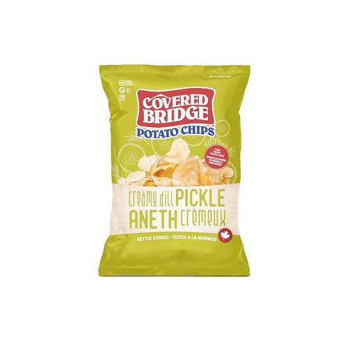 Creamy Dill Pickle - Potato Chips, 36g