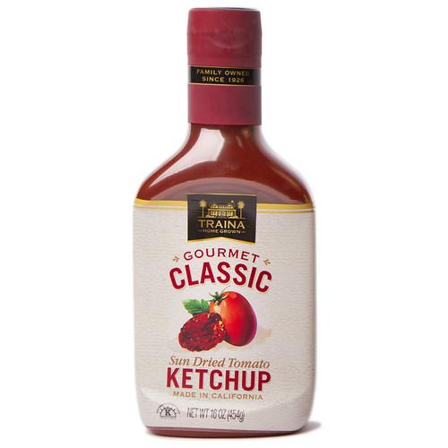 Classic Sun Dried Tomato Ketchup, 16oz