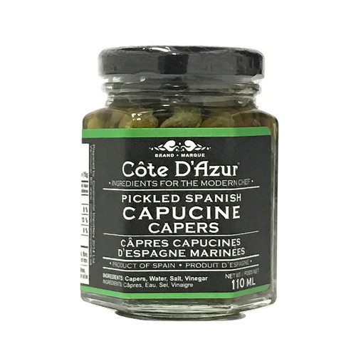 Capucine Capers - Pickled, 110ml