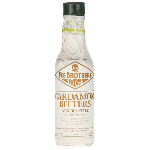 Cardamom Bitters, 150ml