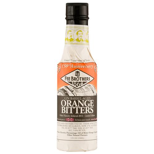 Gin Barrel Aged Orange Bitters, 150ml