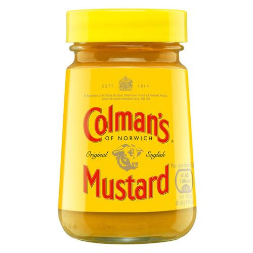 English Mustard, 100ml