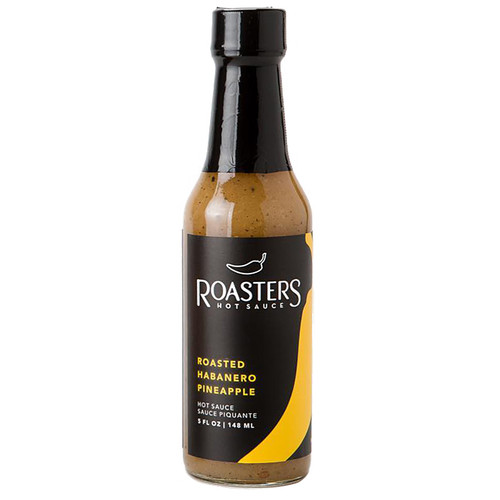 Roasted Habanero Pineapple Hot Sauce, 148ml