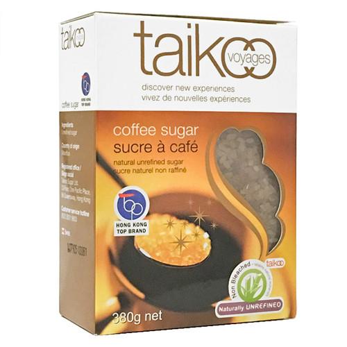 Coffee Sugar - Unrefined, 380g