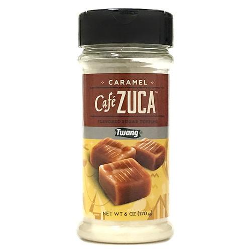Cafe Zuca - Caramel  Flavoured Sugar Topping, 170g