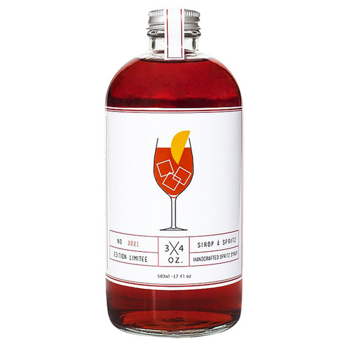 Handcrafted Spritz Syrup, 503ml