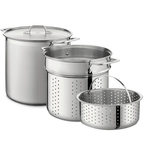 Multi Cooker - Stainless Steel, 12Qt