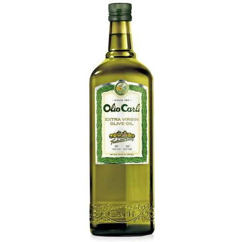 Olio Carli Extra Virgin Olive Oil, 750ml
