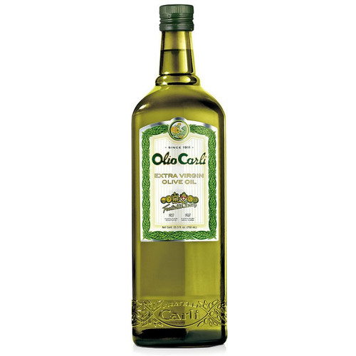 Olio Carli Extra Virgin Olive Oil, 750ml
