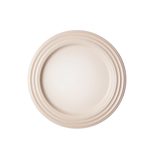 Meringue Dessert & Salad Plate